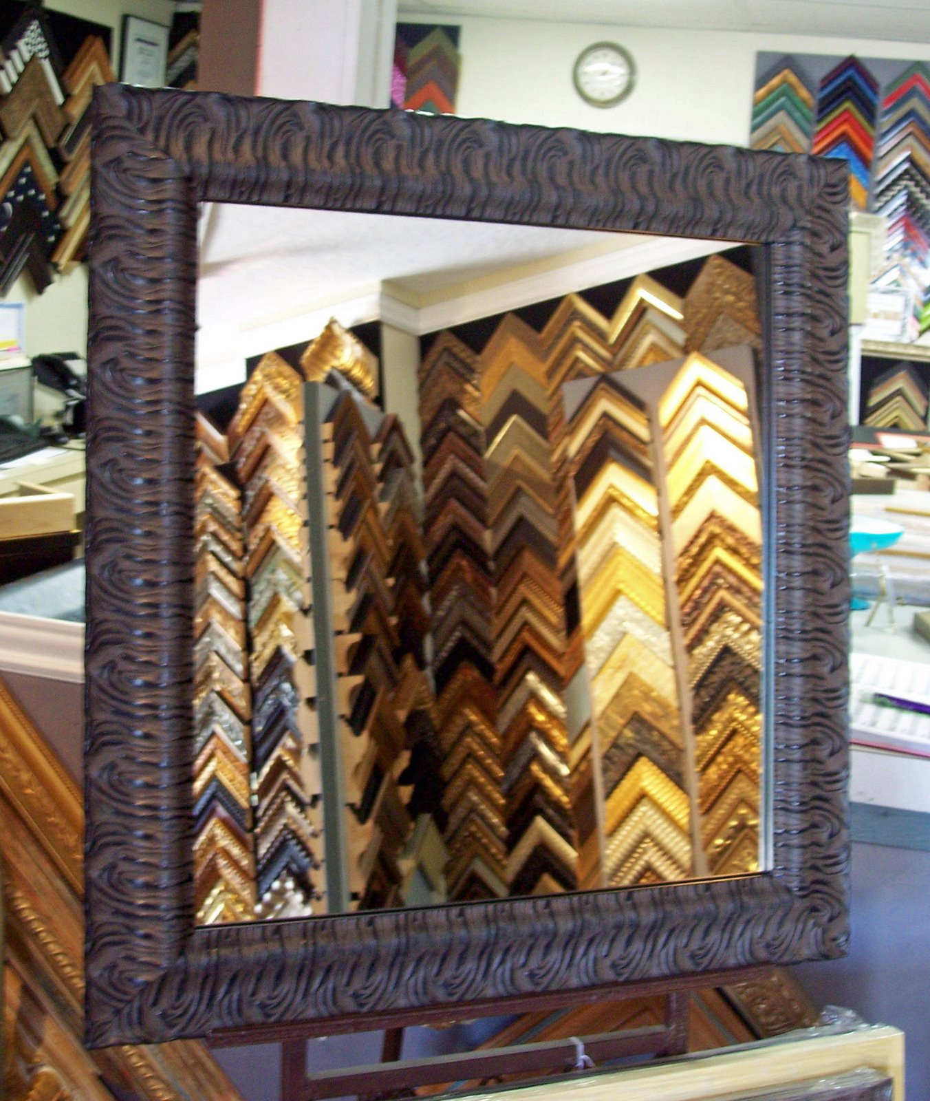 Custom made mirrors effects perth picture framing for Custom made mirrors